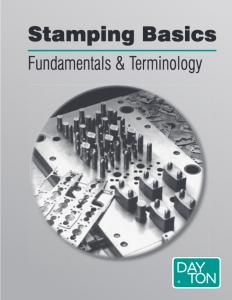 stamping basics