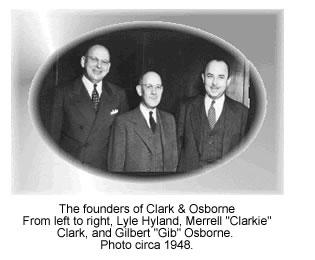 Clark & Osborne Founders
